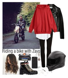 """Riding a bike with Zayn Malik"" by ap0dita ❤ liked on Polyvore featuring Yves Saint Laurent, Good American, Gucci, Nino Bossi Handbags, Paul Smith, Native Union, Blue Crown, outfit, zaynmalik and clothes"