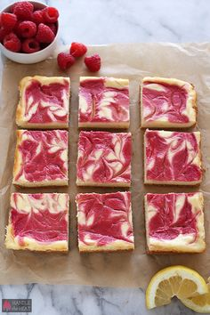 FOR THE CRUST:  10 whole graham crackers 4 tablespoons (2 ounces) unsalted butter, melted  FOR THE CHEESECAKE:  2 (8-ounce) packages 1/3-les...