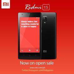 Xiaomi Redmi 1S Now On Open Sale