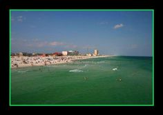 Pensacola Beach from the Fishing Pier