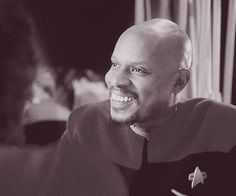 Let's just take a moment to appreciate Benjamin Sisko's awesomeness