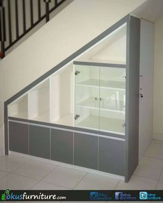 55 trendy under stairs storage cupboard small Home Stairs Design, Interior Stairs, Home Room Design, House Design, Staircase Storage, Stair Storage, Cupboard Storage, Under Stairs Nook, Under Stairs Cupboard