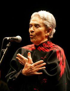 Muere a los 93 años la cantante Chavela Vargas