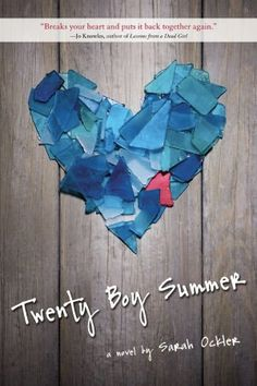 Twenty Boy Summer - Sarah Ockler  It looks like a typical teenage girl book but it turned out to be quite deep!