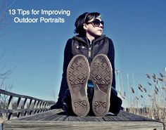 Outdoor Portraits present portrait photographers a variety of challenges and opportunities. Today James Pickett suggests 13 tips to help you with your outdoor portrait work. With my very first digital…MoreMore ** Check out this great post. Outdoor Portraits, Outdoor Photos, Outdoor Photography, Photography Photos, Family Photography, Flash Photography, Winter Photography, Senior Photography, Children Photography