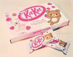 Rilakkuma KitKat #San-x