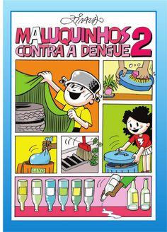 Menino maluquinho contra a dengue 2