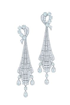 Tiffany and Co. Great Gatsby Collection. Diamonds are always a girls best friend.