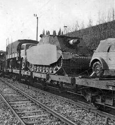 Sd.Kfz.166 Sturmpanzer Brummbär