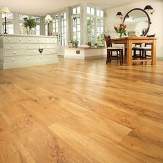 Solid wood floors are unparalleled in their beauty, warmth, and longevity. Solid wood floors must be nailed to the… Kardean Flooring, Luxury Vinyl Flooring, Flooring Options, Wooden Flooring, Kitchen Flooring, Hardwood Floors, Flooring Ideas, Linoleum Flooring, Stone Flooring