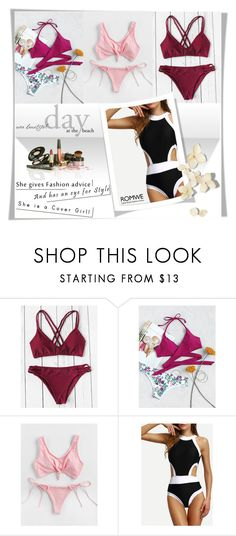 """""""ROMWE 20"""" by melissa995 ❤ liked on Polyvore"""