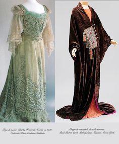 Influencia del Japonismo en la moda europea de mediados del s. XIX