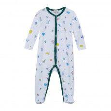 Schlafanzug Minion Weiß