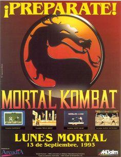 Mortal Kombat. Lunes Mortal