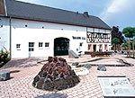 Vulkanhaus Strohn mit Vulkancafé (Rheinland Pfalz)