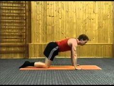 Знаменитые упражнения Дикуля от болей в спине