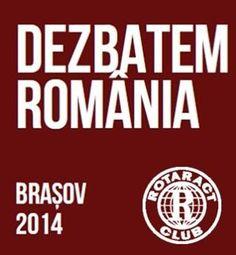 """""""Dezbatem România!"""" - învățare prin experiență în context nonformal, sub forma unei competiții naționale de debate la Brașov http://www.DezbatemRomania.ro"""