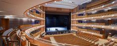 New Mariinsky Theatre   Diamond Schmitt Architects