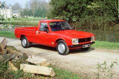 Peugeot 504 Pickup - 1984