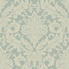 York Wallcoverings Shimmering Topaz Pale Aqua and Light Taupe Full Damask Wallpaper Embossed Wallpaper, Damask Wallpaper, Brick Wallpaper, Wallpaper Panels, Modern Wallpaper, Wallpaper Roll, Peel And Stick Wallpaper, Cool Wallpaper, Bedroom Wallpaper