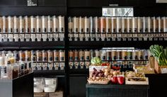 ZERO-PACKAGING GROCERY STORE — That's the future   