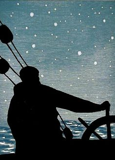 """""""And all I ask is a tall ship and a star to steer her by..."""" John Masefield"""