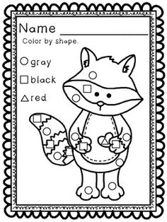 Kissing Hand activities: FREE Chester the raccoon coloring ...
