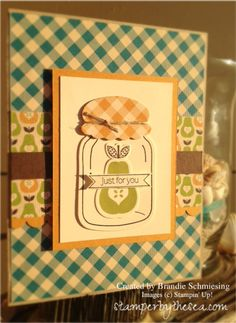 Perfectly Preserved For You by ChillOutAndStamp - Cards and Paper Crafts at Splitcoaststampers