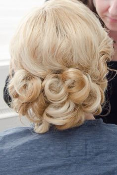 Bruidskapsel, weddinghair, opsteekkapsel romantic updo