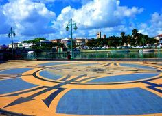 Independence Square: Barbados by TheKoalaKid.deviantart.com on @deviantART