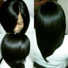 50 Elegant Sew In Hairstyles with Invisible Part