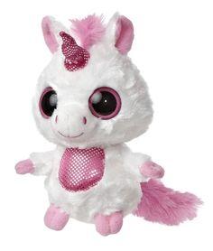"5"" Aurora Plush Yoo Hoo & Friends Unicorn Horse Stuffed Animal Toy 29036 NEW #Aurora #YooHooFriends"