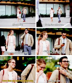 """""""I love that she worries about you"""" - Kara and Clark Supergirl Superman, Supergirl 2015, Supergirl And Flash, Clark Kent Supergirl, Marvel Funny, Marvel Memes, Marvel Dc, Superhero Shows, Superhero Memes"""