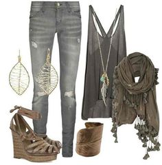 Have something like this outfit