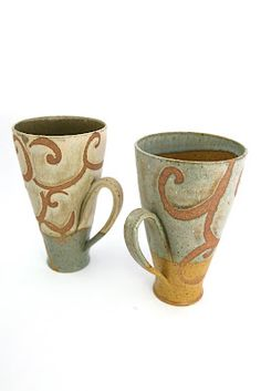 Liz Kinder pottery