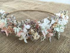 Sophie & Luna dried flower crown -SJ