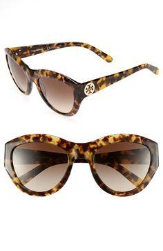 bbf106417350 Tory Burch 55mm Retro Sunglasses