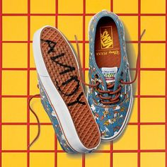 efc524a4efd1 Vans unveils its latest nostalgia-inducing collaboration  a capsule  collection with