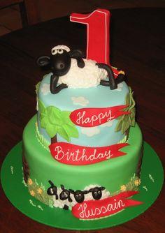 Let Them Eat Cake: Shaun the Sheep