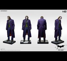 Batman Dark Knight Scale Joker by Neca.