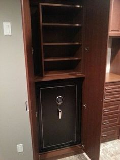 safes budget home a western open closet appears friendly an safe in shutterstock empty blog