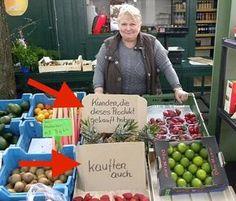 Wieviele Sterne haben denn die Erdbeeren? | 19 Schilder, die Dir trotz all dem Scheiß dieses Jahr gute Laune machen