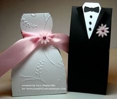 Bride and Groom boxes #2