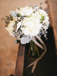 i love the contrast!!! so much awesome texture!! Now if only bigger, for the bride!