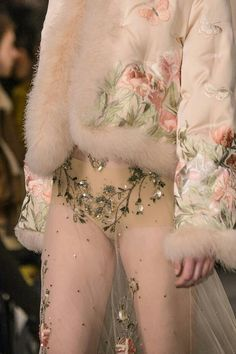 Alexander McQueen.  Mr. Tackylicious is at again!!!  Would you be caught dead in public dressed in this?