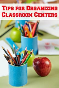 If you do centers in your classroom, this is a must read. Tips for organizing, tracking students, and more!