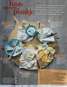 De handige kaasplankverdeler voor het samenstellen van de perfecte kaasplank.