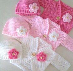 kids crochet, baby cardigan, winter clothing, free pattern gift ideas