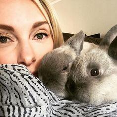 #bunniesofinstagram #biggiesmalls #bunnynames