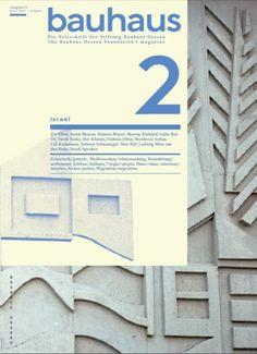 bauhaus second journal of the Bauhaus Dessau Foundation Ludwig Mies Van Der Rohe, Bauhaus Architecture, Architecture Design, Amazing Architecture, Book Club List, Laszlo Moholy Nagy, Walter Gropius, Interesting Buildings, Book Images